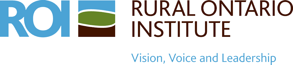 Rural Ontario Institute logo