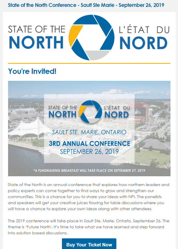 State of the North 2019