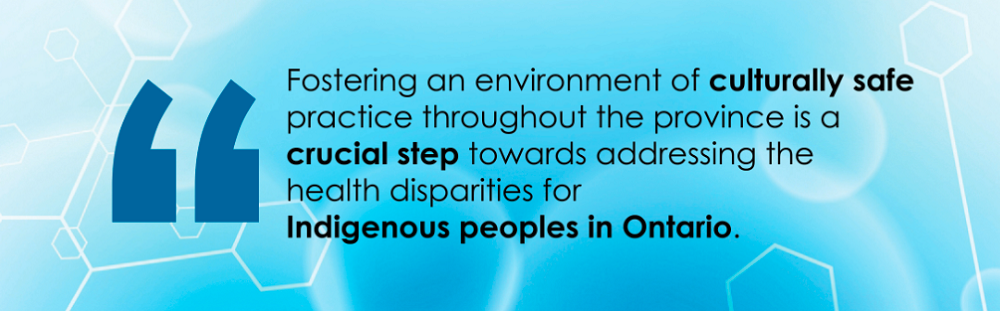 Addressing health disparities for Indigenous peoples