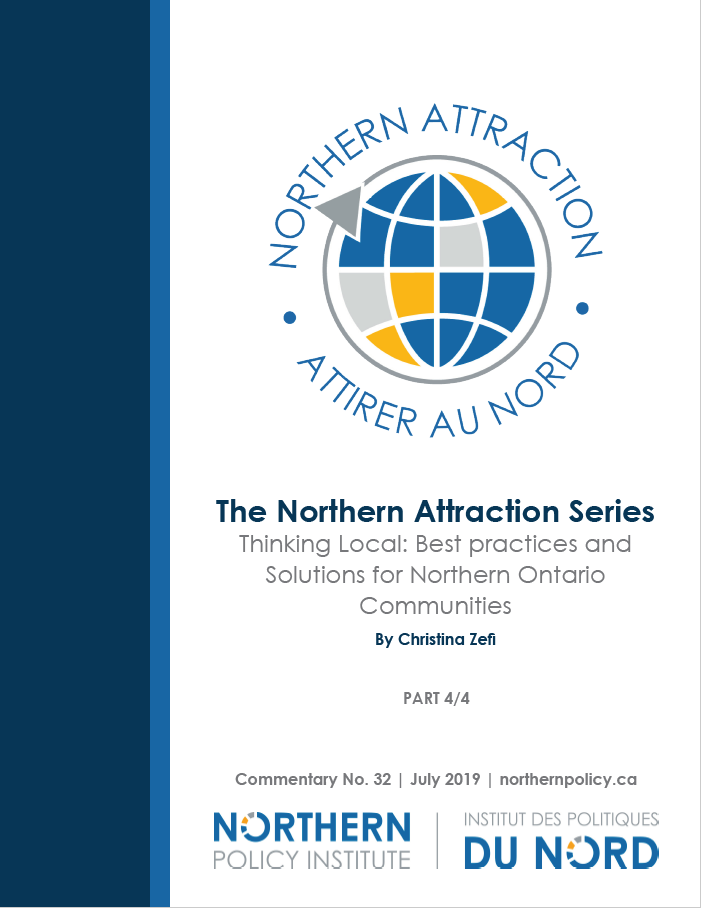 Northern Attractions Series