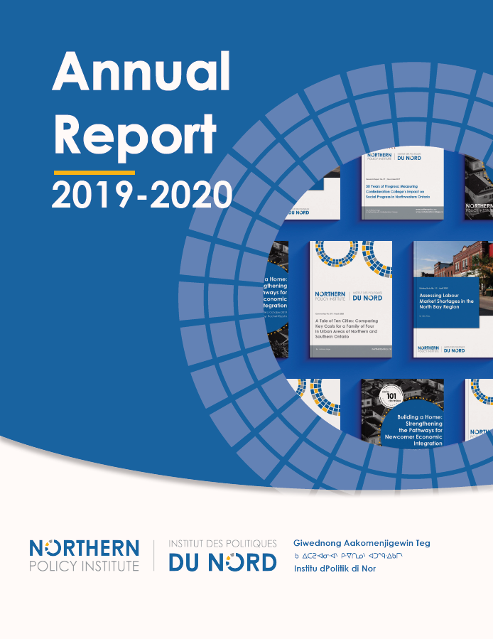 Northern Policy Institute (2019-2020) Annual Report