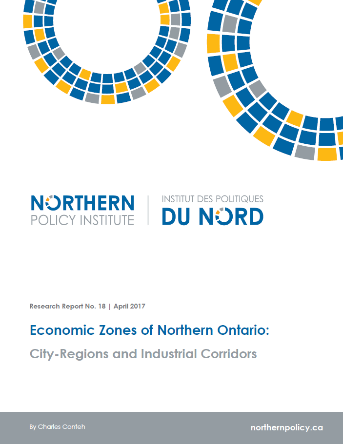Economic Zones of Northern Ont